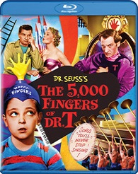5,000 Fingers Of Dr. T (BLU-RAY)