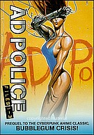 A.D. Police - Files 1-3