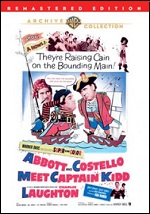 Abbott & Costello Meet Captain Kidd