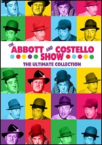 Abbott & Costello Show - The Ultimate Colletion