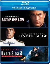 Above The Law / Under Siege / Under Siege 2 (BLU-RAY)
