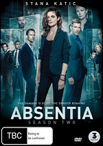 Absentia - Season Two