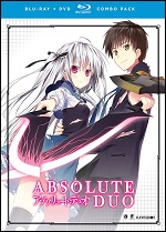 Absolute Duo - The Complete Series (DVD + BLU-RAY)