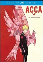 Acca - The Complete Series (DVD + BLU-RAY)