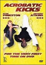 Acrobatic Kicks With Ryan Pinkston & Anthony Atkins