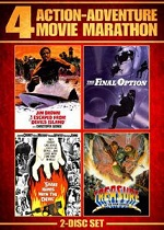 Action-Adventure Movie Marathon