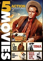 Action Adventures - 5 Western Classics