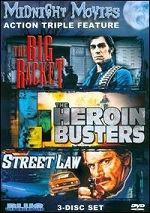 Action Triple Feature - Midnight Movies