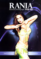 Advanced Choreography - Drum Solo Bellydancing