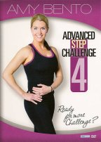 Advanced Step Challenge With Amy Bento - Vol. 4