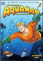 Adventures Of Aquaman - The Complete Collection