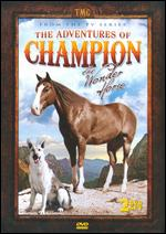 Adventures Of Champion The Wonder Horse