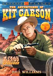 Adventures Of Kit Carson - Vol. 2