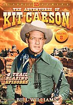 Adventures Of Kit Carson - Vol. 8