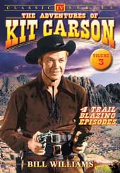 Adventures Of Kit Carson - Vol. 3