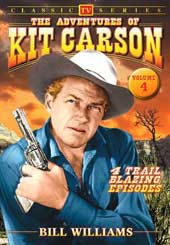 Adventures Of Kit Carson - Vol. 4