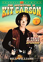 Adventures Of Kit Carson - Vol. 5