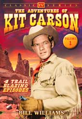 Adventures Of Kit Carson - Vol. 1