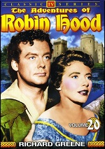 Adventures Of Robin Hood - Vol. 20