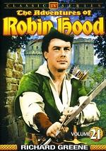 Adventures Of Robin Hood - Vol. 21