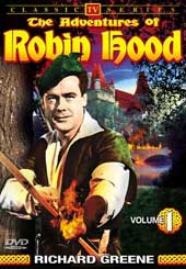 Adventures Of Robin Hood - Vol. 1