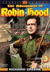 Adventures Of Robin Hood - Vol. 3