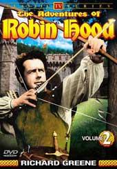 Adventures Of Robin Hood - Vol. 2