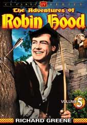 Adventures Of Robin Hood - Vol. 5