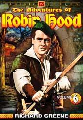 Adventures Of Robin Hood - Vol. 6