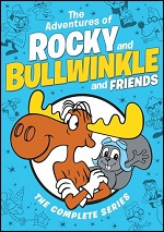Adventures Of Rocky And Bullwinkle And Friends - The Complete Series