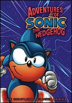 Adventures Of Sonic The Hedgehog - The Complete Animated Series