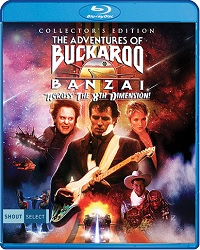 Adventures Of Buckaroo Banzai Across The 8th Dimension - Collectors Edition (BLU-RAY + DVD)