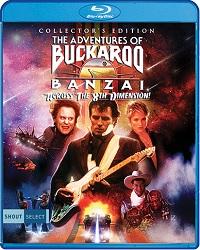 Adventures Of Buckaroo Banzai Across The 8th Dimension - Collectors Edition (BLU-RAY + DVD)