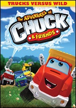 Adventures Of Chuck & Friends - Trucks Versus Wild