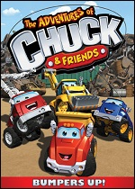 Adventures Of Chuck & Friends - Bumpers Up!
