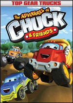 Adventures Of Chuck & Friends - Top Gear Trucks
