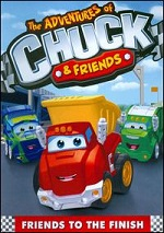 Adventures Of Chuck & Friends - Friends To The Finish
