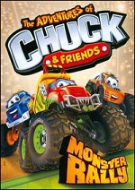 Adventures Of Chuck & Friends - Monster Rally