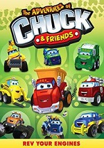 Adventures Of Chuck & Friends - Rev Your Engines