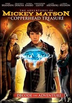 Adventures Of Mickey Matson And The Copperhead Treasure