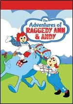 Adventures Of Raggedy Ann & Andy - The Complete Collection