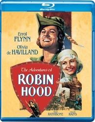 Adventures Of Robin Hood 1938 (BLU-RAY)