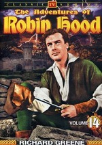 Adventures Of Robin Hood - Vol. 14