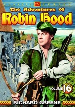 Adventures Of Robin Hood - Vol. 16
