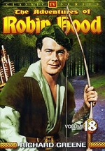 Adventures Of Robin Hood - Vol. 18