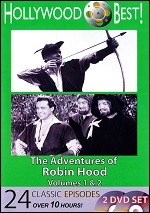 Adventures Of Robin Hood - Vol. 1 & 2