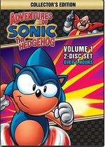 Adventures Of Sonic The Hedgehog - Volume 1