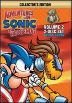Adventures Of Sonic The Hedgehog - Volume 2