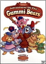 Adventures Of The Gummi Bears - Seasons 1-3
