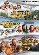 Adventures Of The Wilderness Family Trilogy
